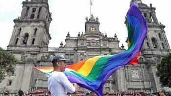 Comunidad diplomática conmemora la Marcha de Orgullo LGBT+CDMX