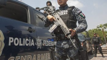 Elementos de la Gendarmería Nacional llegarán a Zacatecas