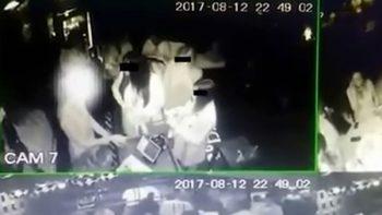 Video de bar muestra cómo enganchaban 'Goteras VIP' a víctimas