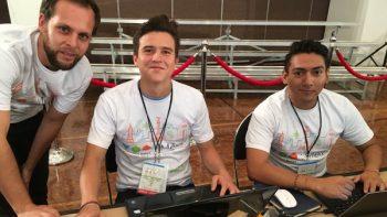Estudiantes participan en Innovatón para ayudar a niños con discapacidad