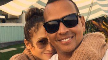 Jennifer Lopez y Alex Rodríguez encienden redes sociales