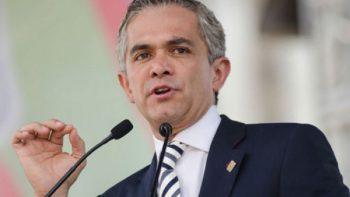 PRD impulsará a Mancera para encabezar el Frente Ciudadano por México