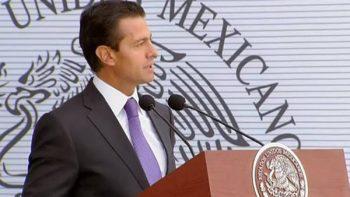 Peña, optimista con alcanzar TLCAN que beneficie a los tres países