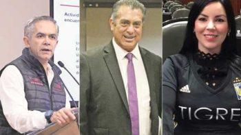 Se 'prenden' las apuestas entre políticos por el futbol mexicano