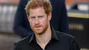El historial amoroso del príncipe Harry