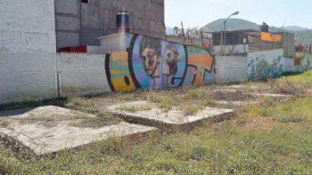 Dejó PT en abandono edificación de dos Cendis