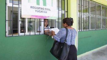 Dirección del Registro Civil en Yucatán modifica 392 'nombres raros'