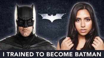 Youtuber entrenó un mes como Batman para grabar esta pelea
