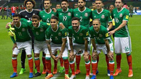 El Tri se estanca en ranking de la FIFA