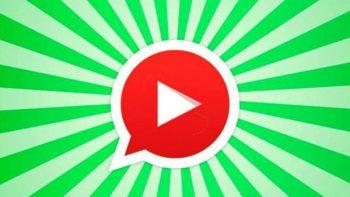 WhatsApp permitirá reproducir videos de YouTube