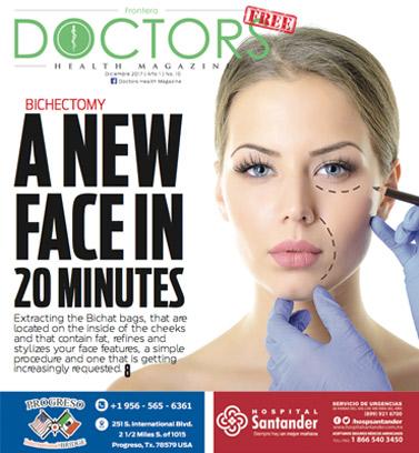 Revista Doctors Health Magazine edición 10