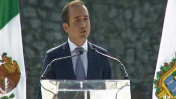 Hijo de Yunes Linares rinde protesta como alcalde de Veracruz
