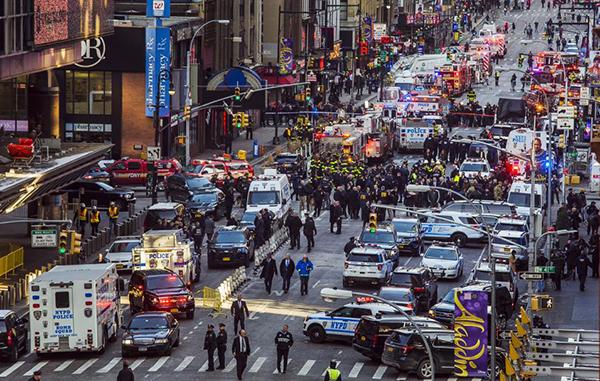 Admite atacante de Nueva York que lo hizo por el Estado Islámico