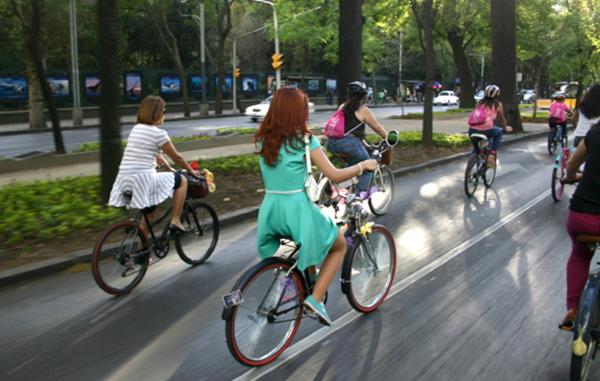 Resultado de imagen para usar bicicleta