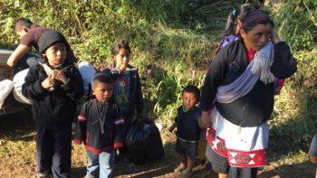 Desplazados en Chiapas no podrán recuperar sus casas: obispo