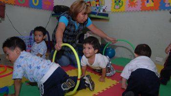 Programa de Estancias infantiles atienden a más de 300 mil menores
