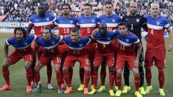 Estados Unidos: un gris campeón ausente del Mundial 2018