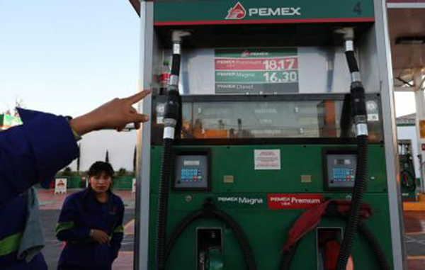 EPN: gasolinas, sin cambio abrupto de precio en 2018