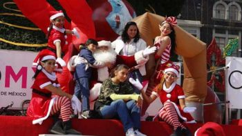 Clase política felicita a mexicanos por las fiestas decembrinas