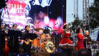 Ramón Ayala y Fundación Hermes Music celebran gran posada