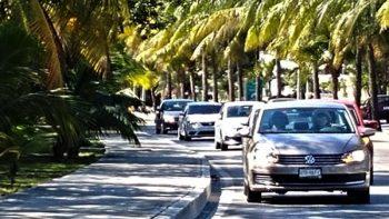 Socios de Uber protestan por suspensión del servicio en Cancún