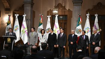 Reacomoda Nuevo León su gabinete