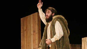 'La vida es sueño', el primer gran esfuerzo de Teatro Nuevo León