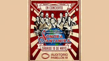 ¡La única, internacional Sonora Santanera le pondrá ritmo a Monterrey!