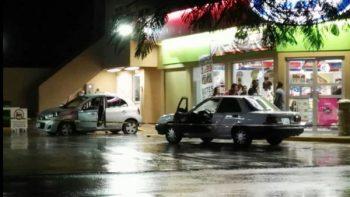 Ataque a policías en Cancún deja un muerto y 2 heridos