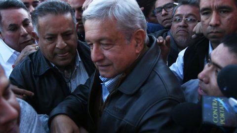 'AMLO acapara cobertura en medios': INE