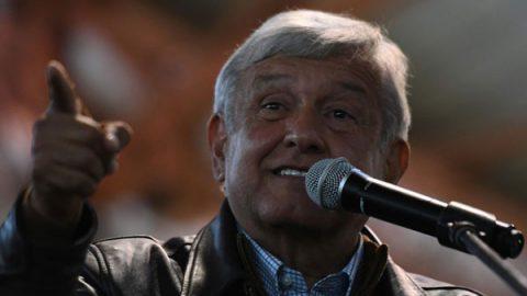 Una burla, promesa de Anaya de meter a prisión a Peña: AMLO
