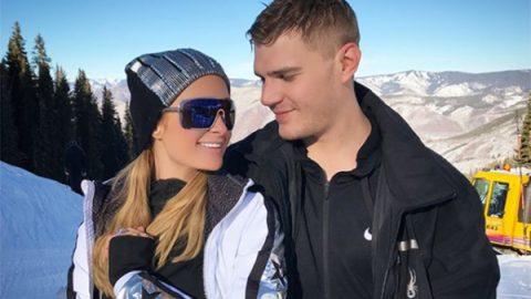 Paris Hilton se compromete