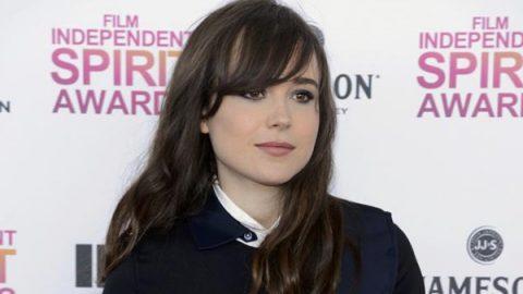 Ellen Page se casó con Emma Portner