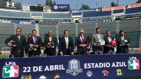 Tazón México podría despedir al Estadio Azul