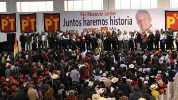 'Nunca más un pueblo pobre e ignorante': AMLO