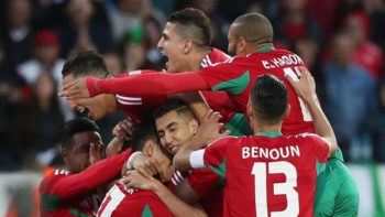 Marruecos avanza a semifinales en la Copa de Naciones Africana