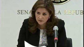 Senadora pide analizar perfiles de 18 magistrados anticorrupción