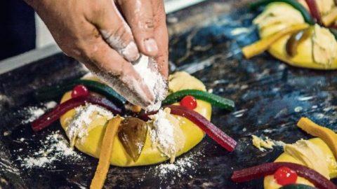 Rosca de Reyes, un gusto para compartir