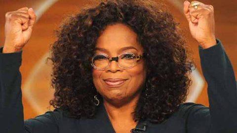 Quieren a Oprah Winfrey para presidenta de Estados Unidos