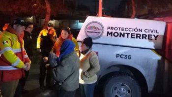 Refuerza Monterrey Operativo Carrusel por temperaturas congelantes