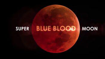 'Superluna azul de sangre' este miércoles