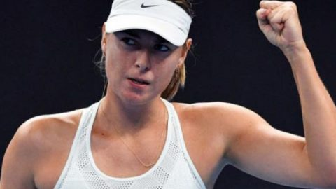 Sharapova deja fuera a Sevastova