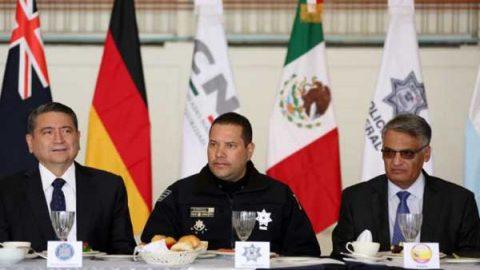 Víctor Manuel Torres nuevo titular de Inteligencia de Policía Federal