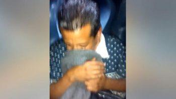 Denuncia joven acoso sexual en autobús de pasajeros (VIDEO)