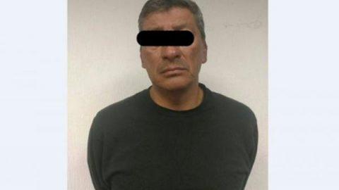 Detienen en Edomex a hombre acusado de violentar a periodista