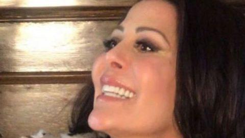 Alejandra Guzmán luce sin maquillaje en fotografía