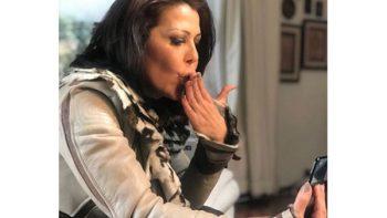 Alejandra Guzmán comparte video luciendo su figura a los 50 años