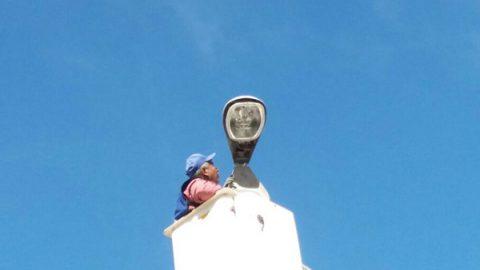 Desarrolla gobierno de Maki Ortiz 310 acciones en alumbrado público
