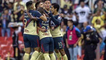 Pumas recibe al América en gran momento goleador