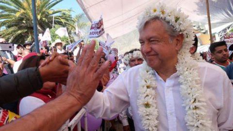 Acabar con la corrupción será una revolución pacífica: AMLO
